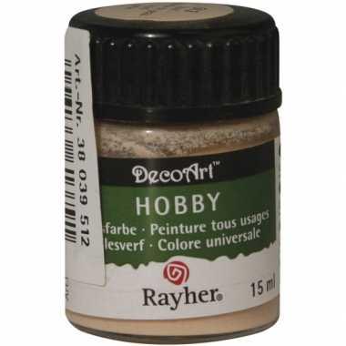Hobby acrylverf huidskleur ml