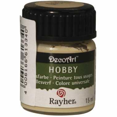Hobby acrylverf ivoor ml