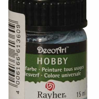 Hobby acrylverf lichtblauw ml