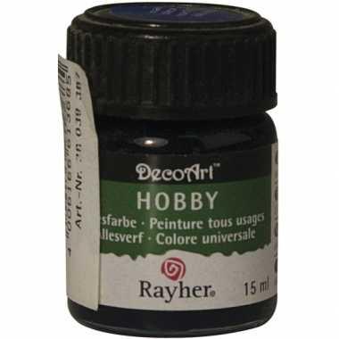 Hobby acrylverf navy ml