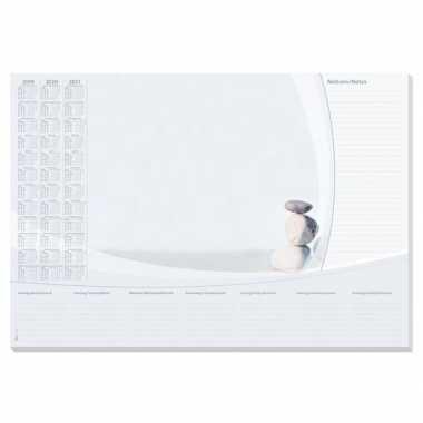 Hobby bureau onderleggger papier , kalender vellen