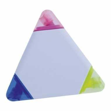 Hobby driehoek markeerstift