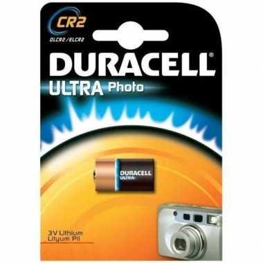 Hobby duracell batterij ultra photo cr