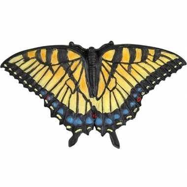 Hobby gekleurde pages vlinder dieren magneet