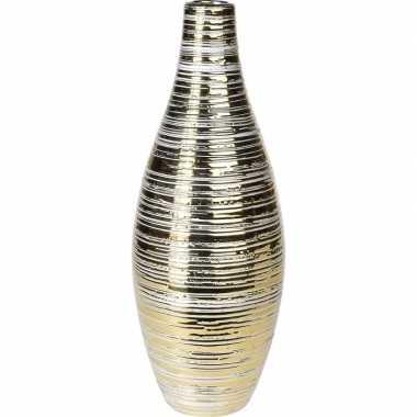 Hobby gouden vaas keramiek