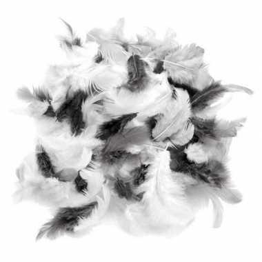 Hobby gram decoratie sierveren grijs tinten