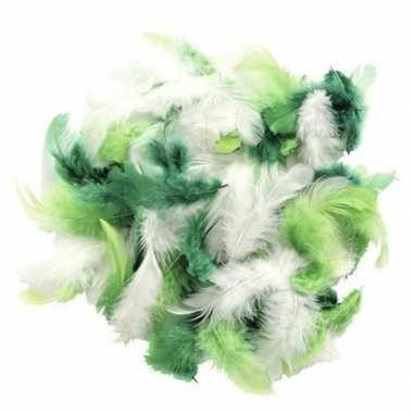 Hobby gram decoratie sierveren groen tinten