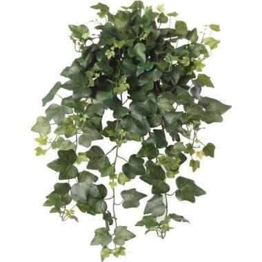 Hobby groene hedera helix/klimop kunstplant buiten