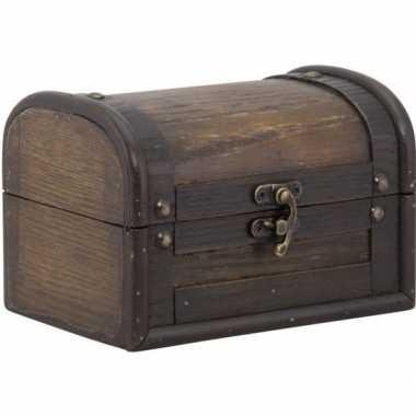 Hobby houten doosje/kistje sluiting