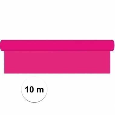 Hobby kaftpapier schoolboeken roze meter