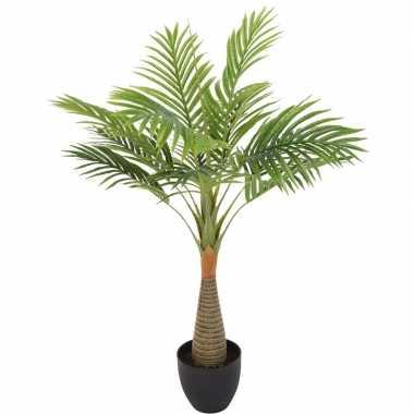 Hobby kunstplant palmboom pot