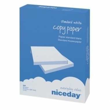 Hobby niceday a papier wit vellen grams