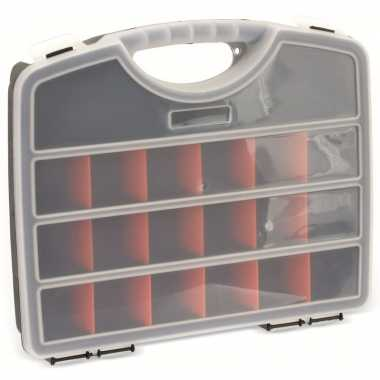 Hobby opberg sorteer box vakken 10147918