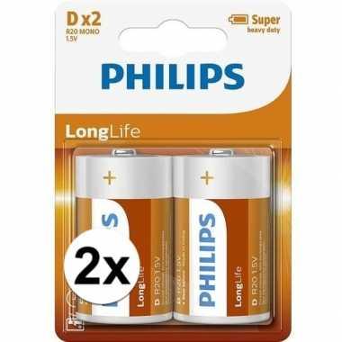 Hobby phillips ll batterijen r , volt stuks