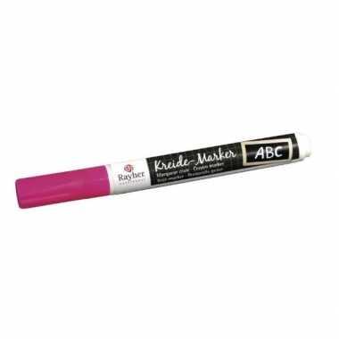 Hobby roze raamstift waterbasis