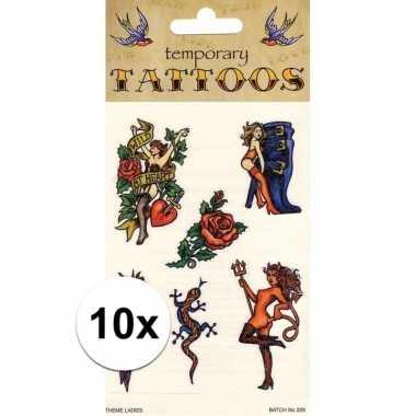 Hobby x biker tattoos stuks