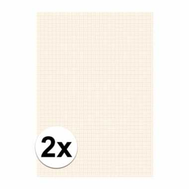 Hobby x blok millimeter papier a