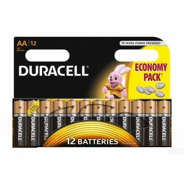 Hobby x duracell aa batterijen alkaline