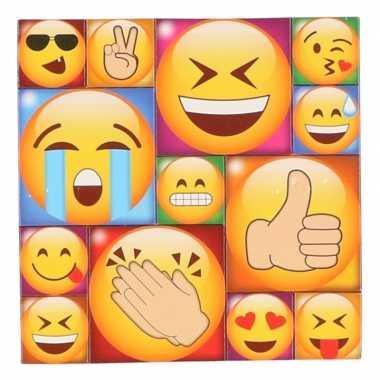 Hobby x emoji smiley memo magneten type