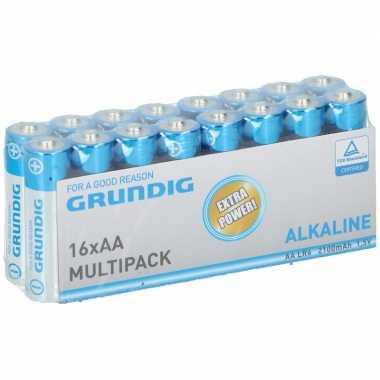 Hobby x grundig aa batterijen alkaline