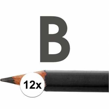 Hobby x hb potloden volwassenen hardheid b