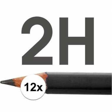 Hobby x hb potloden volwassenen hardheid h