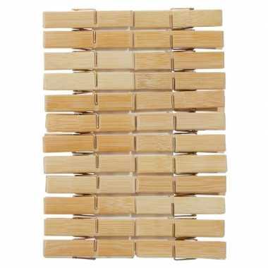 Hobby x houten wasknijpers