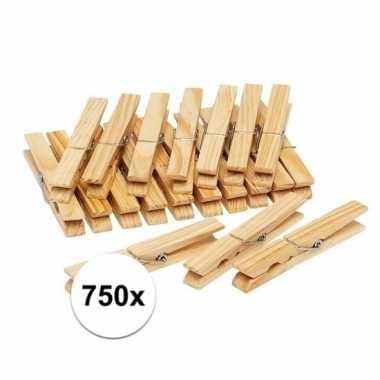 Hobby x houten wasknijpers / knijpers