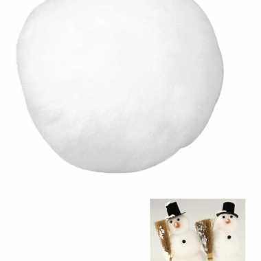 Hobby x kunst sneeuwballen , sneeuw deco versiering