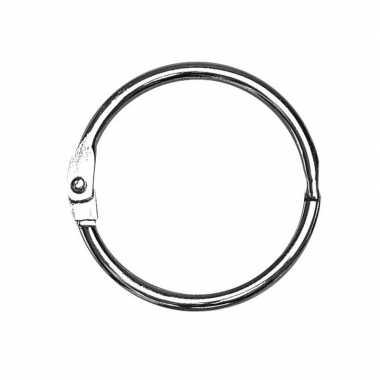 Hobby x metalen ringen opening mm