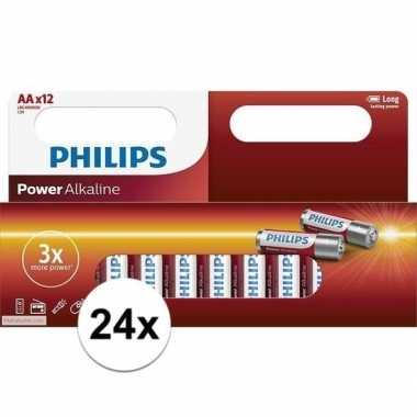 Hobby x philips aa batterijen power alkaline
