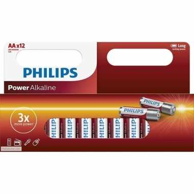 Hobby x philips aa batterijen power alkaline