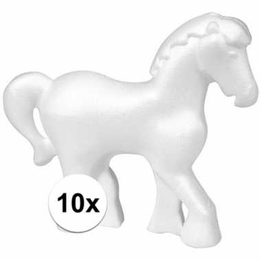 Hobby x piepschuim paarden 10112645