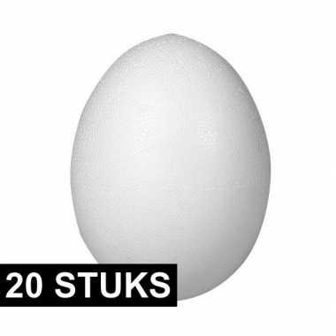 Hobby x piepschuim vormen eieren
