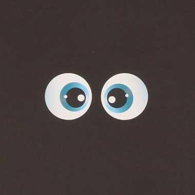 Hobby x setjes halloween ogen stickers ogen
