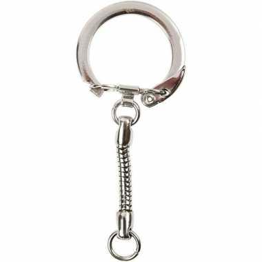 Hobby x sleutelhanger/ringen om te knutselen
