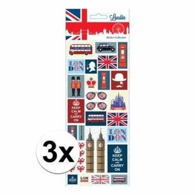 Hobby x stickervel keep calm london