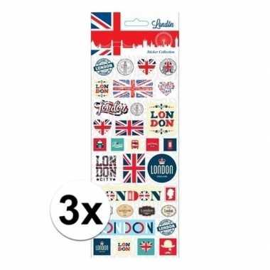 Hobby x stickervel london