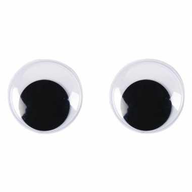 Hobby x wiebel oogjes/googly eyes mm