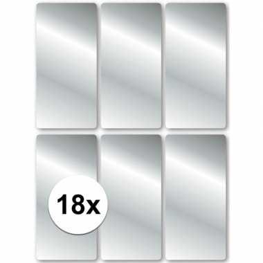 Hobby x zilveren cadeau etiketten