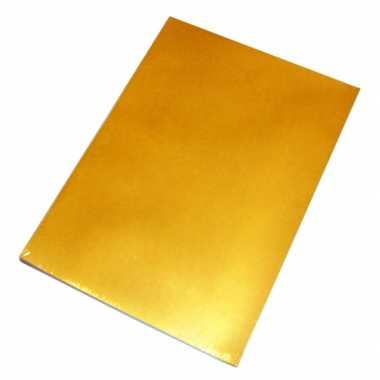 Vellen goud a hobby papier