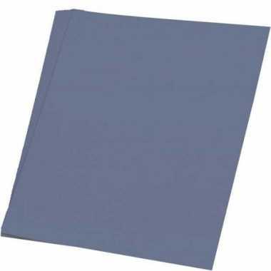 Vellen grijs a hobby papier