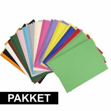 X a hobby karton alle kleuren