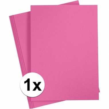 X a hobby karton fuchsia roze grams x