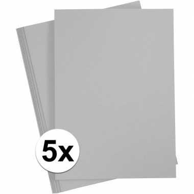 X a hobby karton grijs grams