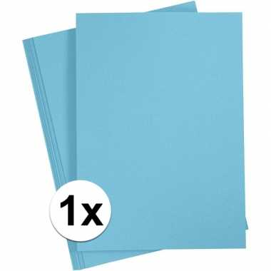 X a hobby karton lichtblauw grams