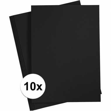 X a hobby karton zwart grams
