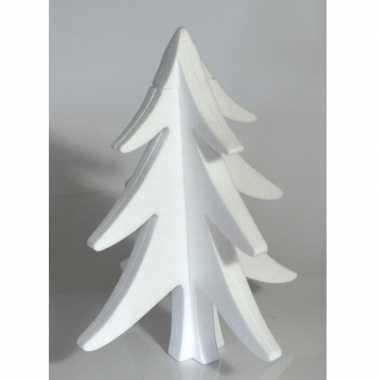 X hobby/diy piepschuim kerstboom kerstdecoratie