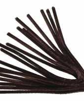 Hobby bruin chenilledraad