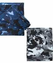Hobby camouflage afdekzeil meter